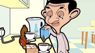 Morning Tea | Funny Episodes | Mr Bean Cartoon World
