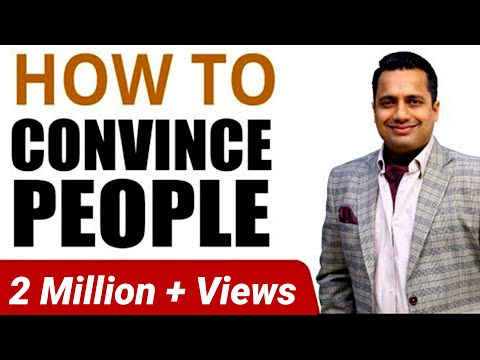 Xxx Mp4 How To Convince People Convincing Skills In Hindi By Vivek Bindra 3gp Sex