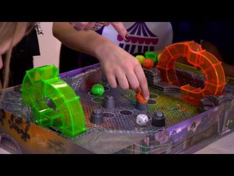 Buggaloop Hexbug Game Toy Fair 2017 Demo