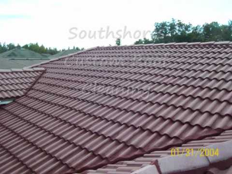 Southshores Valrico Tile Roof Cleaning 672-6330 Valrico FL