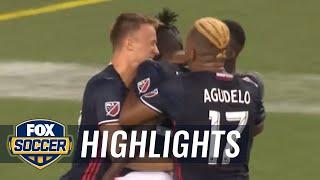 New England Revolution vs. Toronto FC | 2017 MLS Highlights