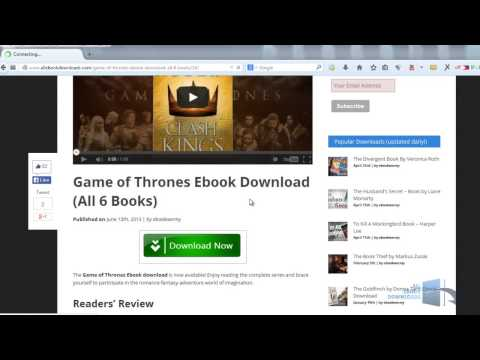 Game of Thrones Books Download Free -  A Dance with Dragons - FREE