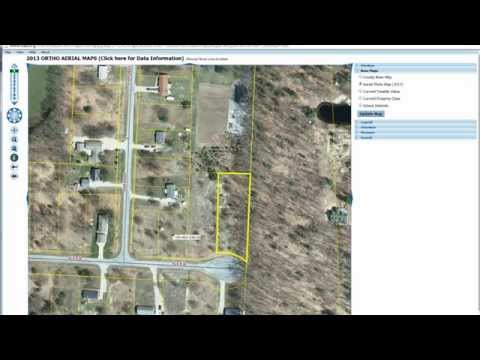 How to Use Your County's GIS Mapping System