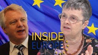 David Davis being taken to Court over Brexit - Molly Scott Cato MEP
