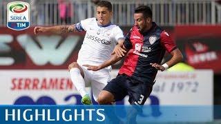 Cagliari - Atalanta - 3-0 - Highlights - Giornata 4 - Serie A TIM 2016/17