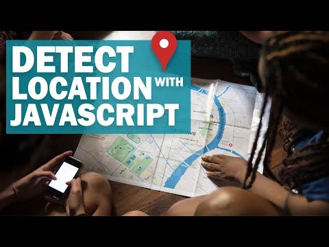 Geolocation API Tutorial - Get User Location with Javascript