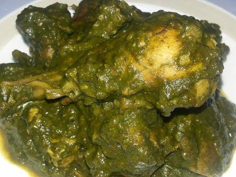 Palak Chicken - Sanjeev Kapoor - Quick Chef