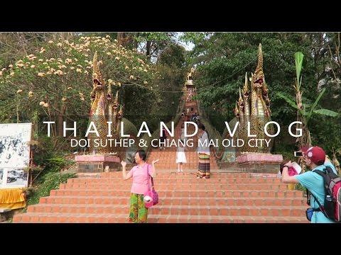 Doi Suthep  | CHIANG MAI, THAILAND VLOG