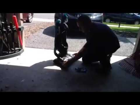Eureka Clean Living Vacuum Cleaner - Replace Belt