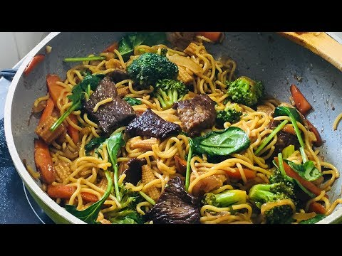 Beef and Mixed Vegetables Stir Fry   Dalstrong Knives