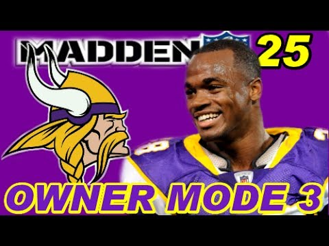 Madden NFL 25 Owner Mode ep 3 - Xbox One - Huge OT Road Game