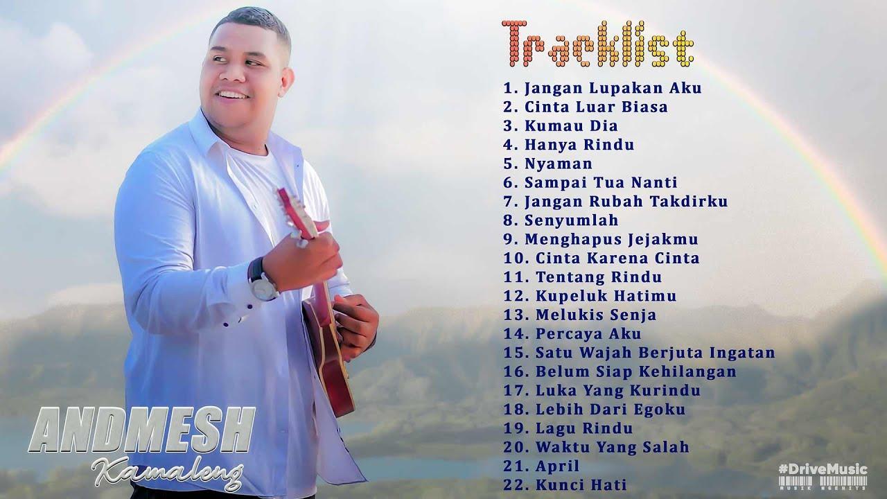 Download Andmesh Full Album 2021 Terbaik -  Kumpulan Lagu Andmesh Terbaru 2021 MP3 Gratis