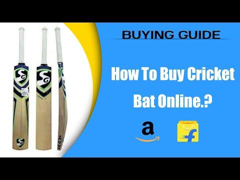 Buying Cricket Bat Online