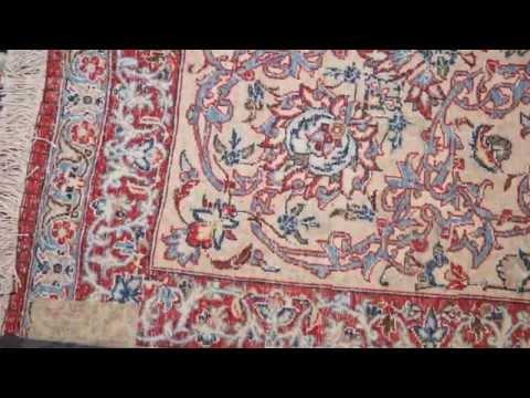Antique rare large size Persian Todeshk carpet