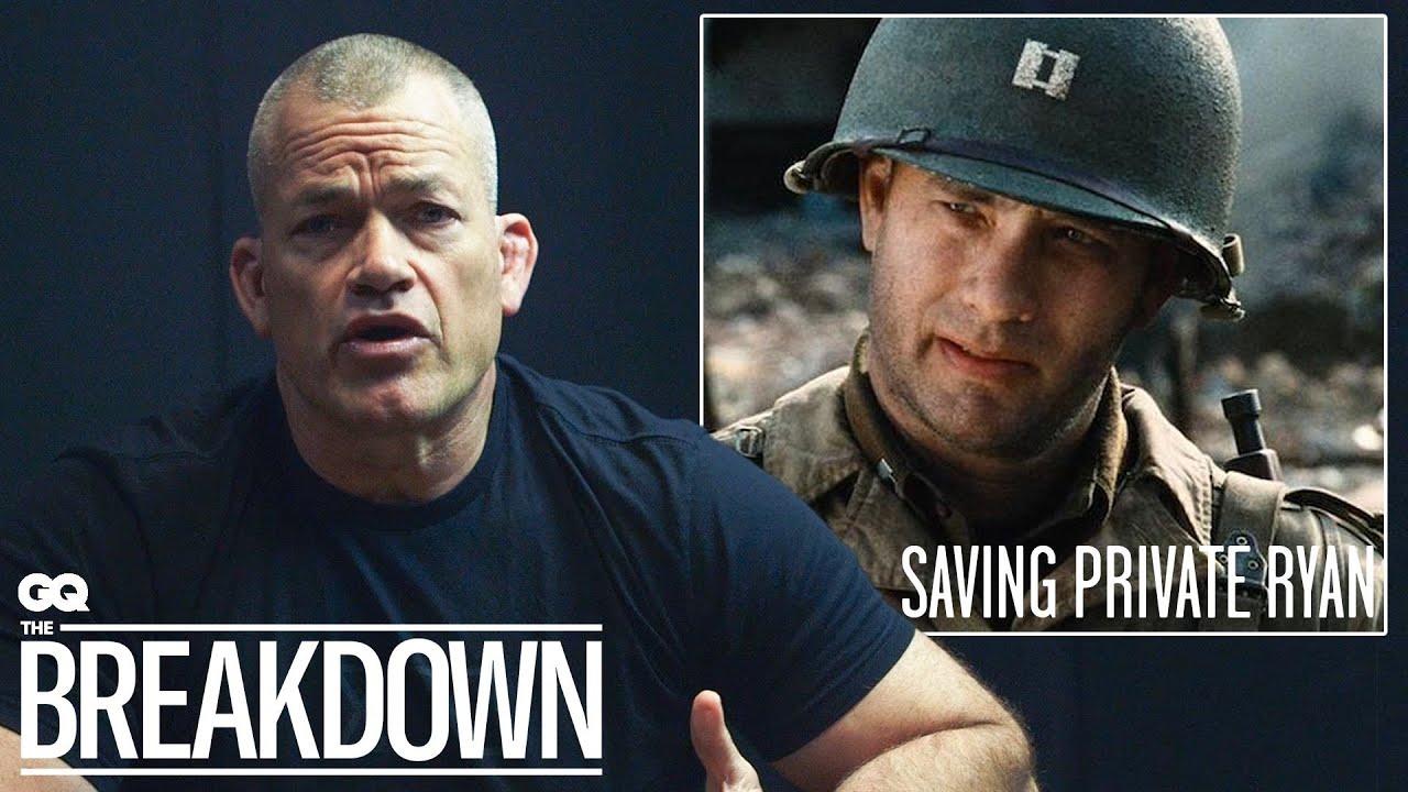 Navy SEAL Jocko Willink Breaks Down More Combat Scenes From Movies Part 2   GQ