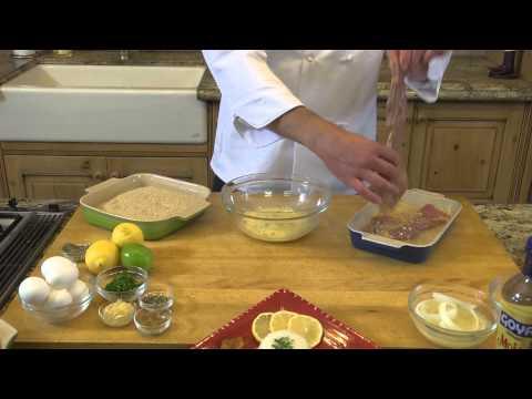 Marketon Recipe -  Bistec Empanizado