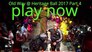 Old Way @ Heritage Ball 2017 Part 4