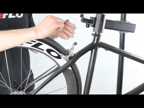 FLO Cycling - Mounting the Brakes