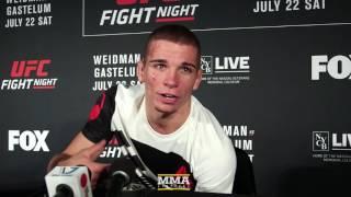 Jeremy Kennedy Explains Why He Wants to Fight Gray Maynard Next - MMA Fighting