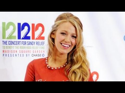 How to Get Blake Lively's Beach Waves