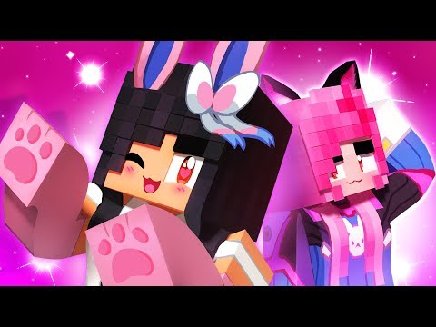 First Time COSPLAY Models! - Minecraft Cosplay Contest