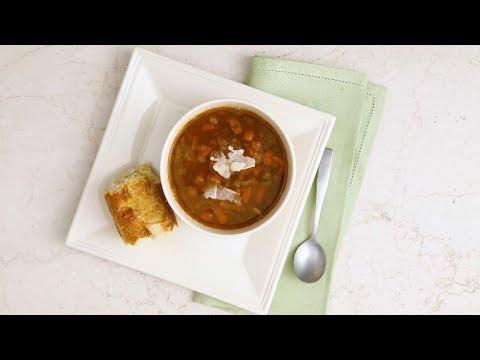 Lentil Soup- Martha Stewart