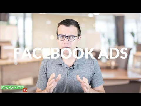 Advanced Real Estate Ads On Facebook: How to setup conversions and target just buyers or sellers