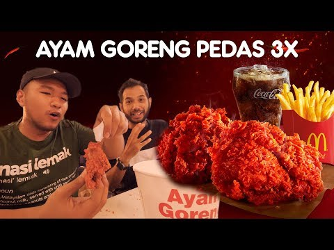 Xxx Mp4 Ayam Goreng Spicy 3X McDonalds 3gp Sex