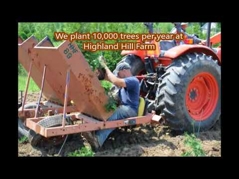 Our    76 inch Bobcat Tiller  Just Purchased