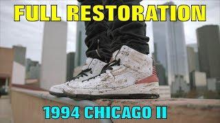 FULL RESTORATION 1994 CHICAGO II (TRASH KICKS)