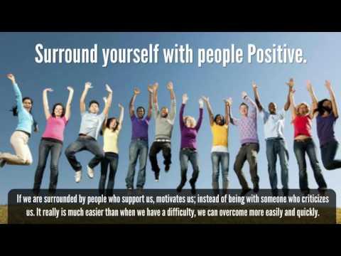 Creating A Positive Attitude Strong and Durable
