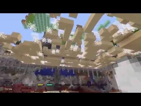 Minecraft PS4 Mini Games - Snowballs Are So Fun