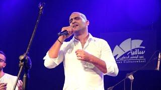 """هاني عادل يخطف انتباه جمهور الساقية بـ """"فتارين"""""""