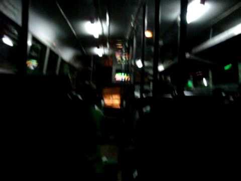 Bus from Pondicherry to Madurai at night