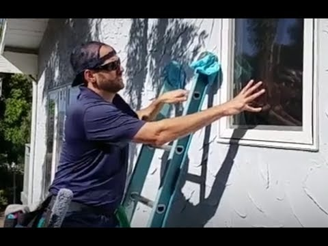 How to Clean Hot Windows in the Sun