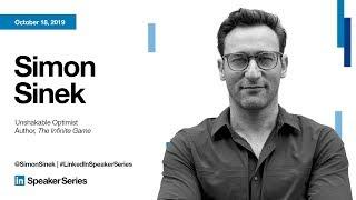 LinkedIn Speaker Series: Simon Sinek