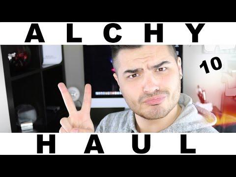 Alchy Haul Professional Makeup Kit Essentials | AlexFaction