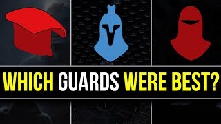 Which Star Wars Faction has the Best ELITE GUARDS? | Star Wars Lore