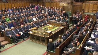 British parliament pays special tribute to Margaret Thatcher