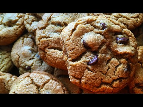 Chocolate Chip Cookies from Scratch - How to Make Chocolate Chip Cookies Easy