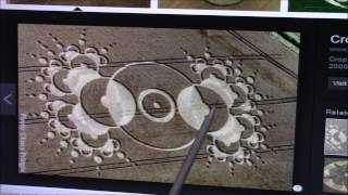 The Main Repeating Message of Crop Circles