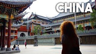 Visitando templos Taoístas y Fortalezas en China