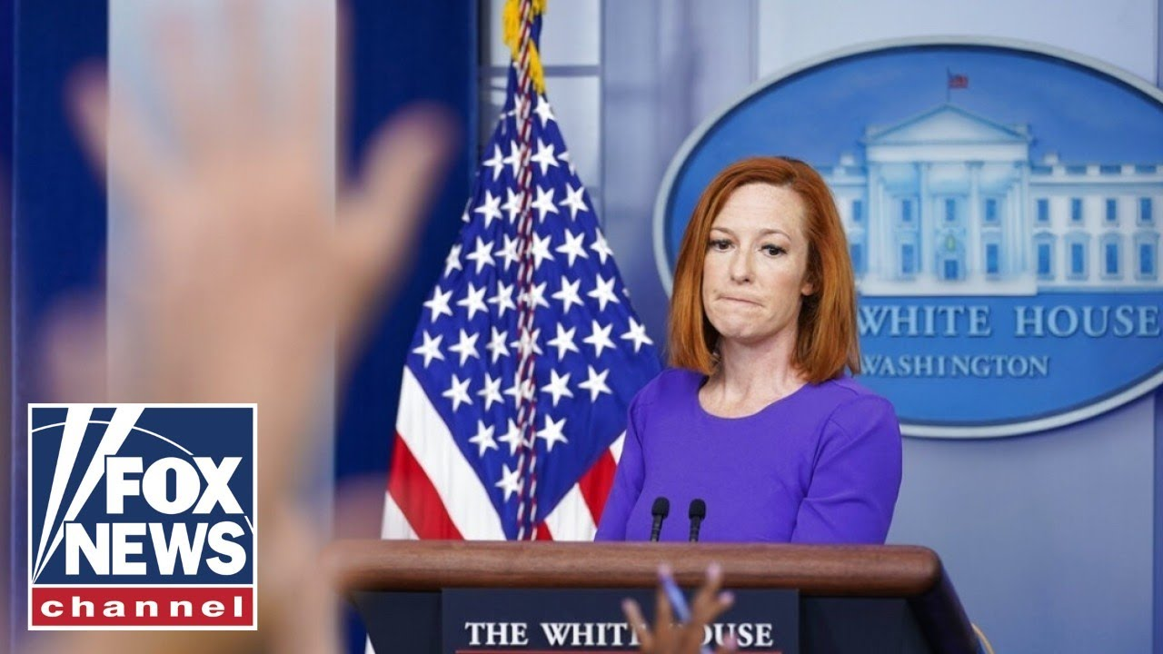 McEnany: 'My mouth dropped open' when Psaki said this