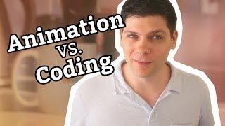 Animation VS. Coding | AskBloop #040