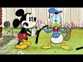 Gone To Pieces A Mickey Mouse Cartoon Disney Shorts