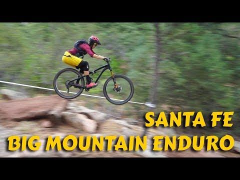 ROCKS AND DROPS! -- Racing the 2018 Big Mountain Enduro in Santa Fe