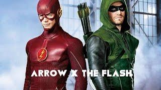 Arrow x The Flash   Best Of Bloopers