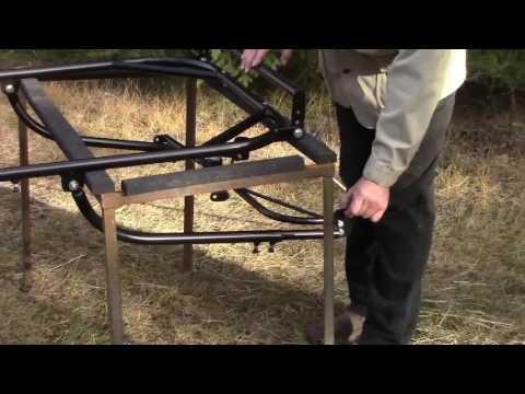 Miniature horse shaft set