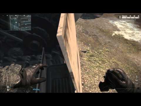 COD Ghost Glitches - COD Ghost Ignition Glitch