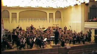 Civica Filarmonica di Mendrisio diretta dal M° Carlo Balmelli Festa Federale di Musica 2011 San Gallo, brano imposto: Divertimento di Oliver Weaspi Domenica 19.06.11 San Gallo, Tonhalle.